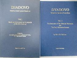 Dyadovo. Vol. 1- 2: Mediaeval Settlement and Necropolis (11th - 12th Century) / Тhe Sanctuary of The Thracian Horseman and The Early Bwzantine Fortress,