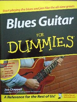 Blues Guitar For Dummies,