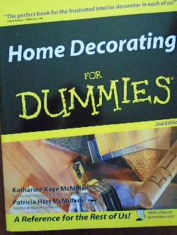 Home Decorating For Dummies,