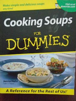 Cooking Soups For Dummies, Jenna Holst