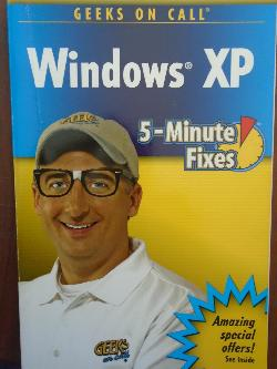 Windows XP. 5-Minute Fixes,  J. R. King