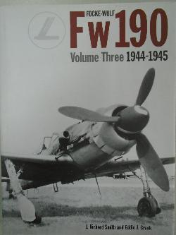 Focke-Wulf Fw 190, Vol. 3: 1944-1945, Eddie Creek