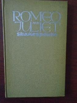 Romeo and Juliet, Shakespeare