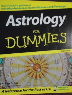 Astrology For Dummies, Rae Orion