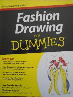 Fashion Drawing For Dummies,