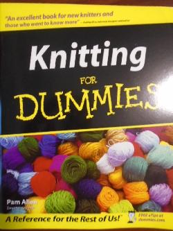 Knitting For Dummies,