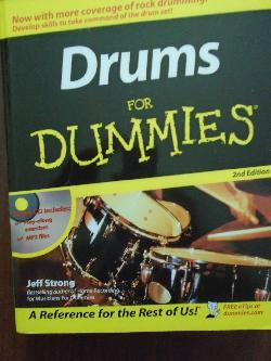 Drums For Dummies + CD,