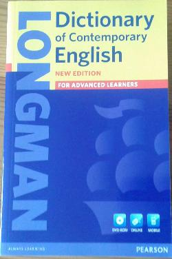 LONGMAN - Dictionary of Contemporary English, New edition, For advanced learners., изд. PEARSON