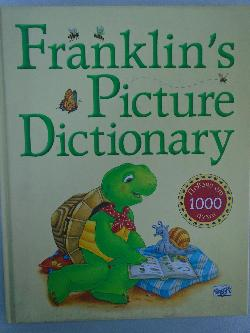Franklin's Picture Dictionary/ Повече от 1000 думи,