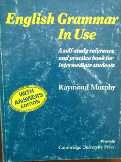 English Grammar In Use, Raymond Murphy