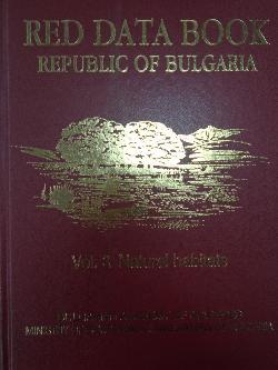 Red Data Book of the Republic of Bulgaria: Volume 3  ,