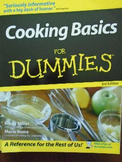 Cooking Basics for Dummies,