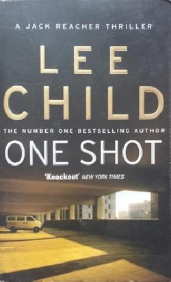 One Shot, Lee Child