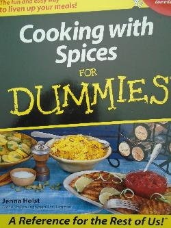 Cooking with Spices for Dummies, Jenna Holst