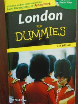 London For Dummies,