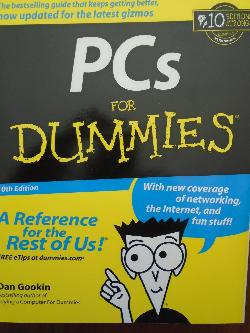 PCs for Dummies, Dan Gookin