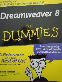 Dreamweaver 8 for Dummies, Janine Warner