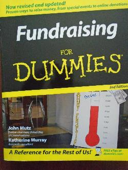 Fundraising For Dummies,