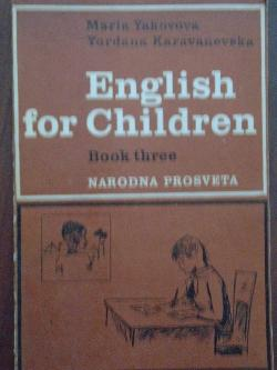 English for children. Book 3,