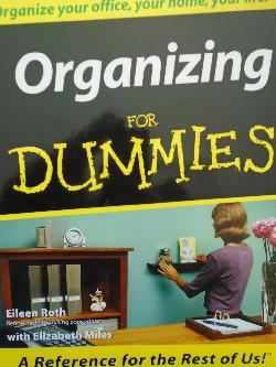 Organizing For Dummies,