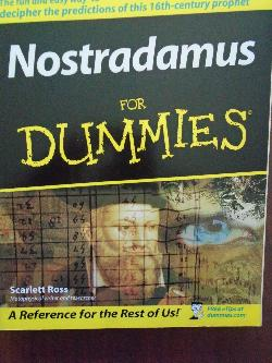 Nostradamus For Dummies, Scarlett Ross
