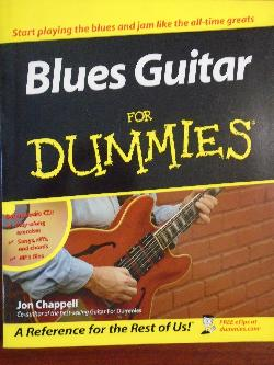Blues Guitar for Dummies. With CDROM,  Jon Chappell
