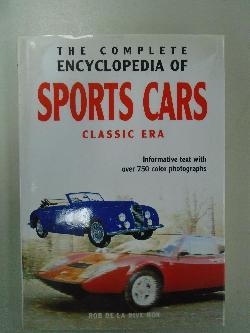 The Complete Encyclopedia of Sports Cars: Classic Era,