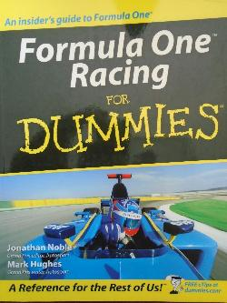 Formula One Racing for Dummies, Jonathan Noble, Mark Hughes