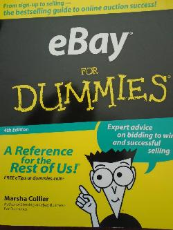 eBay for Dummies. 4th edition, Marsha Collier