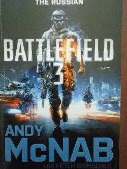Battlefield 3: The Russian , Andy McNab and Peter Grimsdale