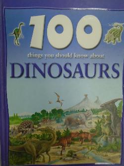 100 things you know about dinosaurs, Steve Parker