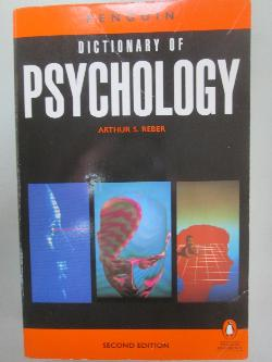 Dictionary of Psychology, Arthur S. Reber