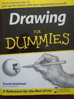 Drawing For Dummies,