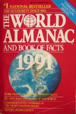 The World Almanac and Book of Facts 1991, Сборник