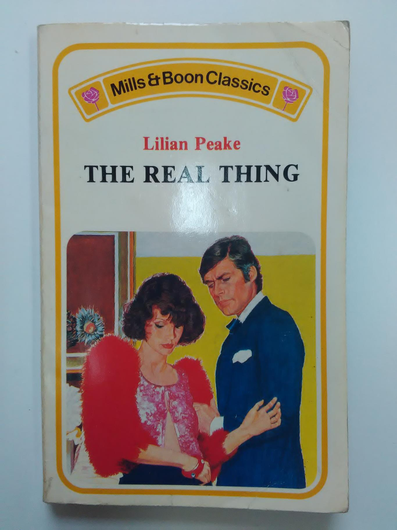 The real thing, Lilian Peake
