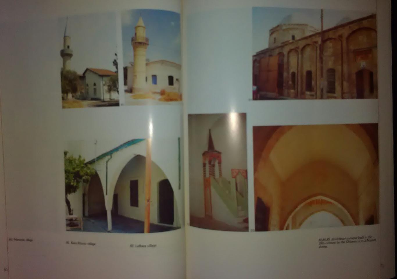 Muslim places of worship in Cyprus, Колектив