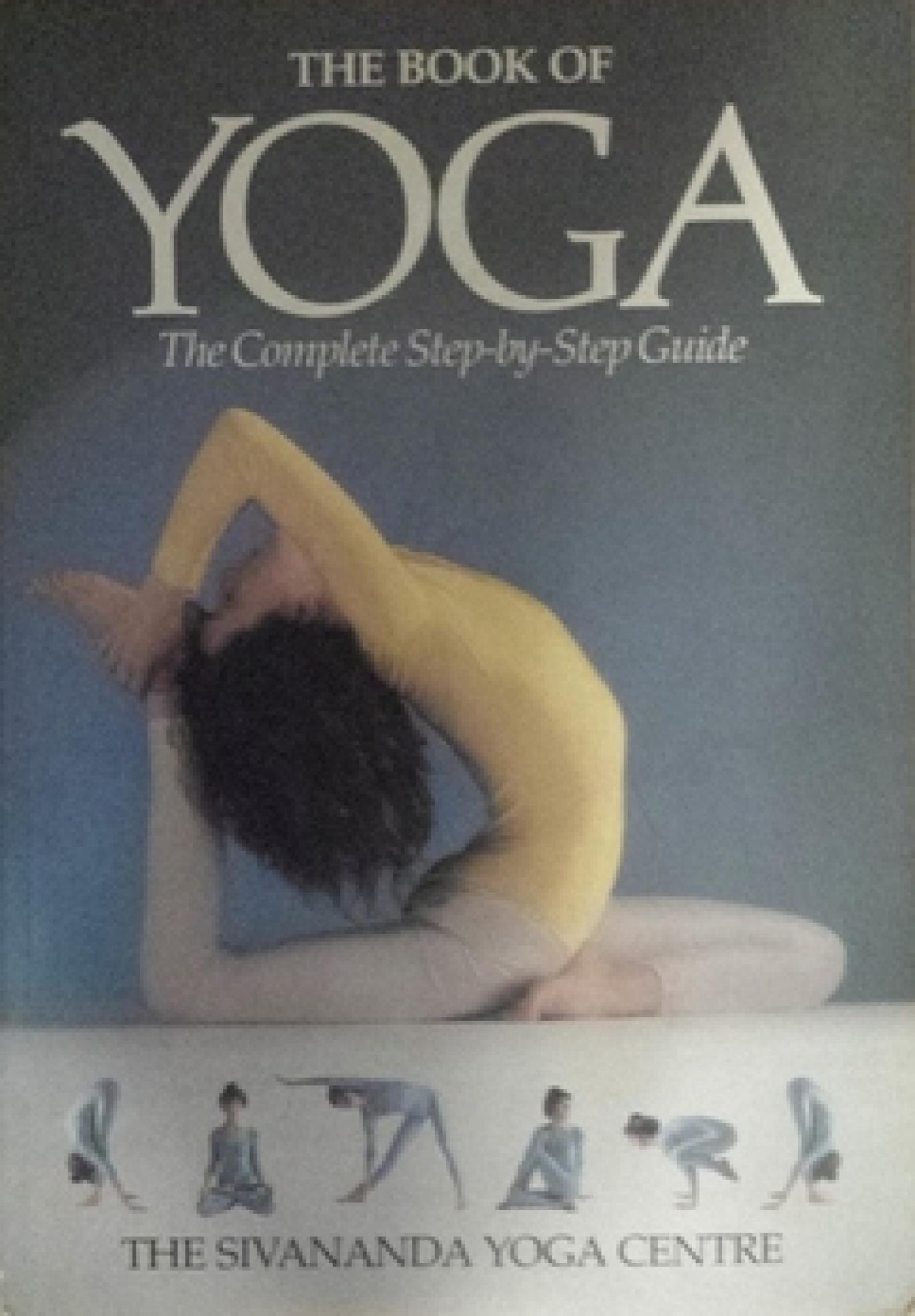 The Book of Yoga, Lucy Lidell, Narayani and Giris Rabinovitch