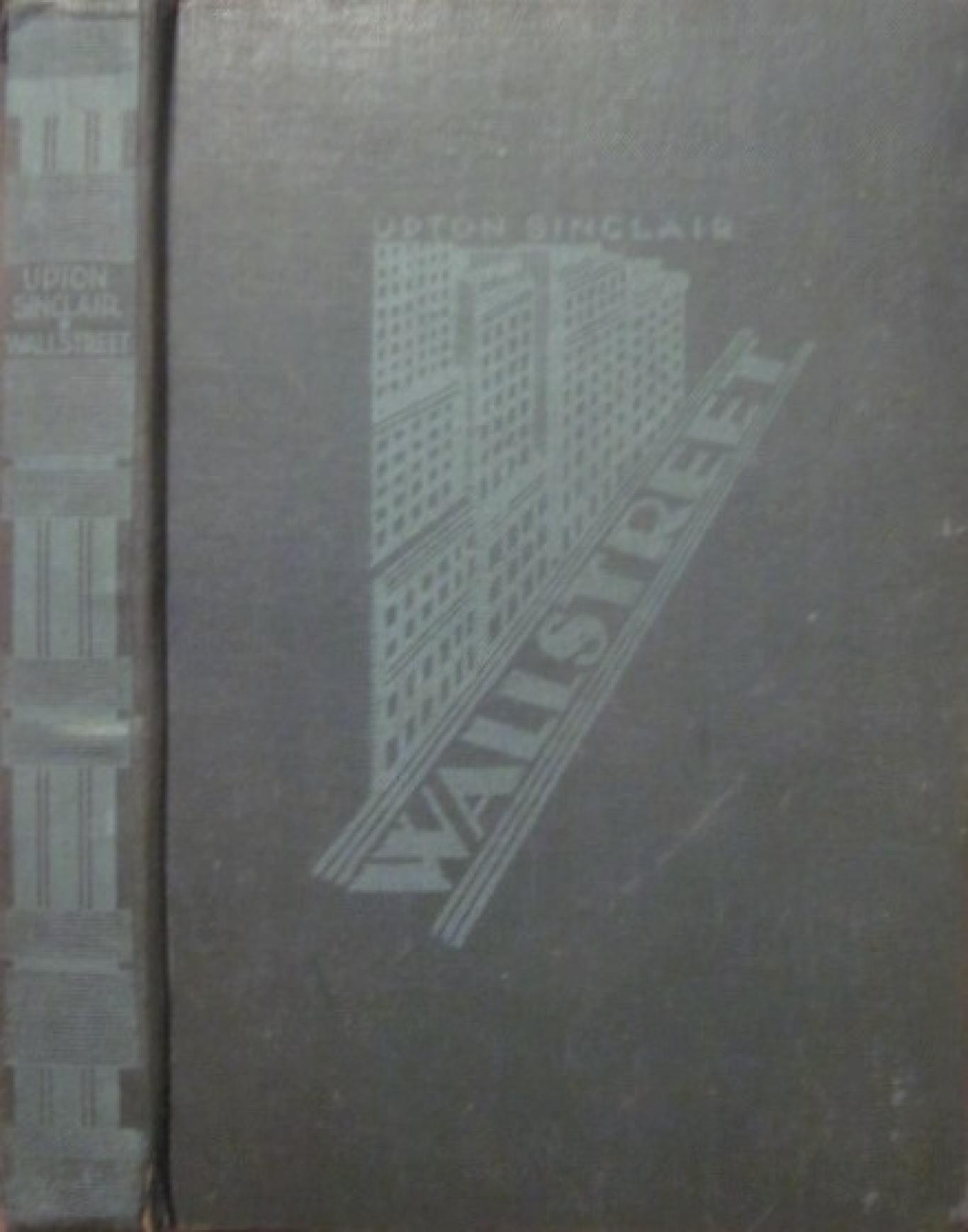 Wallstreet , Upton Sinclair