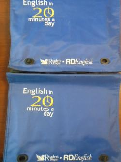 English in 20 minutes a day 1-12,