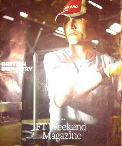 FT Weekend magazine 4/5 2014, Колектив