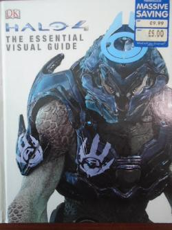Halo 4 the Essential Visual Guide, VictoriaTaylor