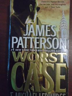 Worst Case, James Patterson