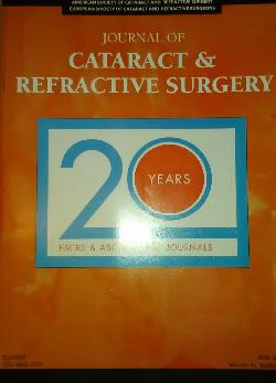 Journal of Cataract & Refractive Surgery. Volume 42, №6, June 2016, Колектив