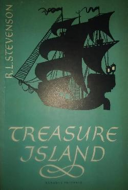 Treasure Island,  ‎Robert Louis Stevenson