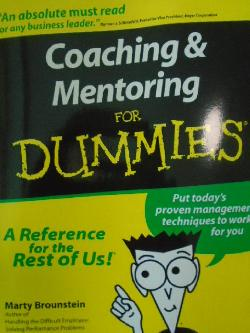 Coaching  and Mentoring  for dummes,
