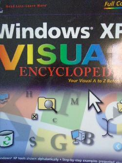 Windows XP visual Encyclopedia,