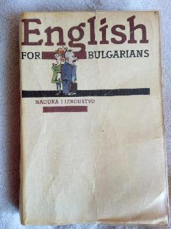 English for Bulgarians book one-beginners, Колектив