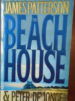 The beach house, James Patterson