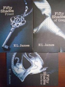 Fifty Shades. Trilogy. Book 1-3, E. L. James