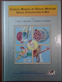Clinical Manual of Sexual Medicine, Sexual Dysfunctions in Men,